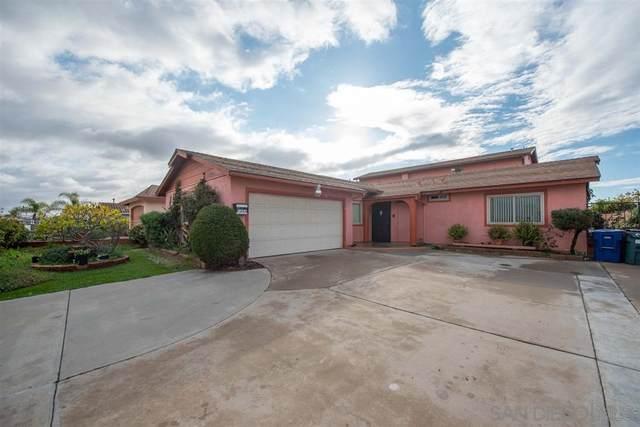 1452 Hilltop Dr, Chula Vista, CA 91911 (#200007185) :: Neuman & Neuman Real Estate Inc.