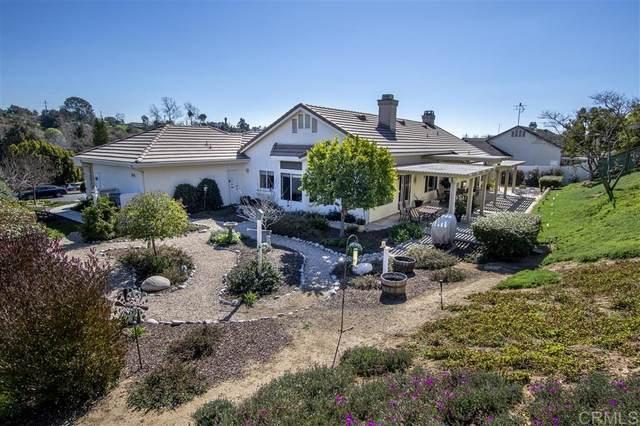 1803 Palomares Rd, Fallbrook, CA 92028 (#200007192) :: Neuman & Neuman Real Estate Inc.