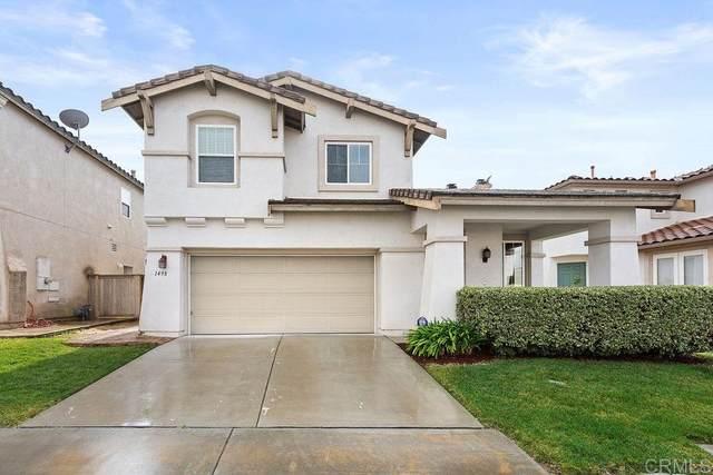1498 Marble Canyon Way, Chula Vista, CA 91915 (#200007206) :: Neuman & Neuman Real Estate Inc.