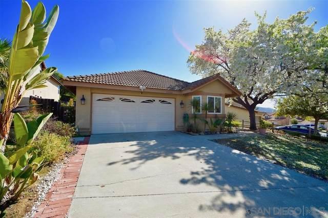 11920 Calle Naranja, El Cajon, CA 92019 (#200007264) :: Neuman & Neuman Real Estate Inc.