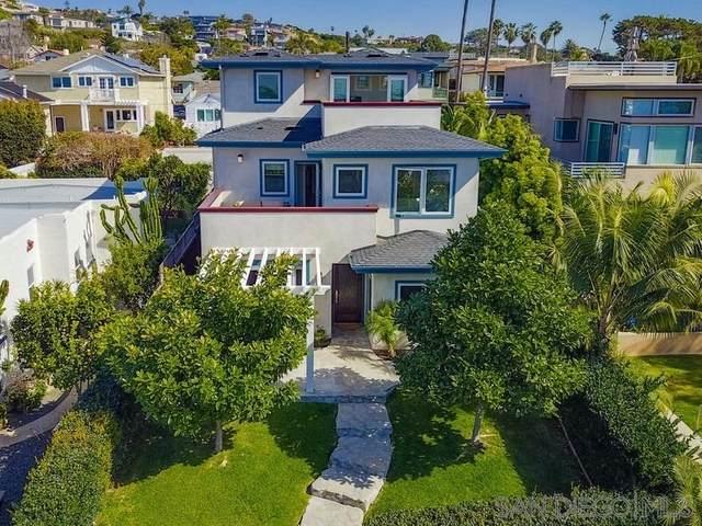 5631 Beaumont Ave, La Jolla, CA 92037 (#200007274) :: Cane Real Estate