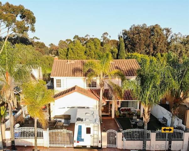 1719 Alaquinas Dr, San Ysidro, CA 92173 (#200007282) :: Allison James Estates and Homes