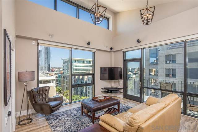350 11th Ave #1131, San Diego, CA 92101 (#200007311) :: Cane Real Estate