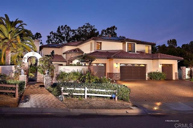 940 Via Di Felicita, Encinitas, CA 92024 (#200007342) :: Neuman & Neuman Real Estate Inc.