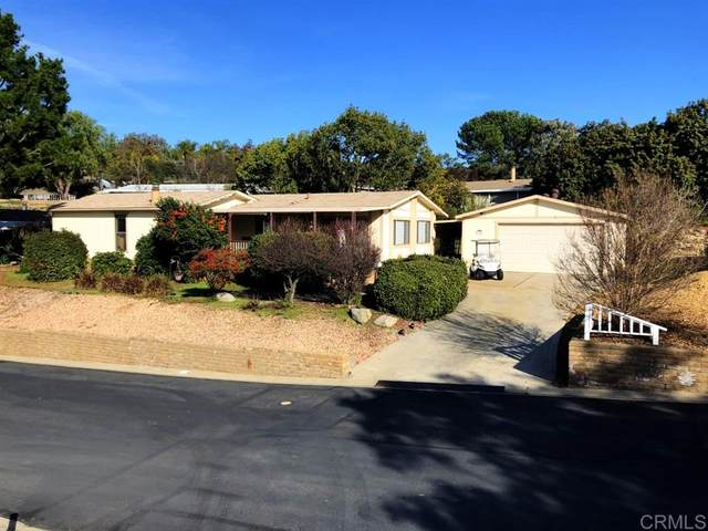 18218 Paradise Mountain Rd #170, Valley Center, CA 92082 (#200007343) :: Keller Williams - Triolo Realty Group