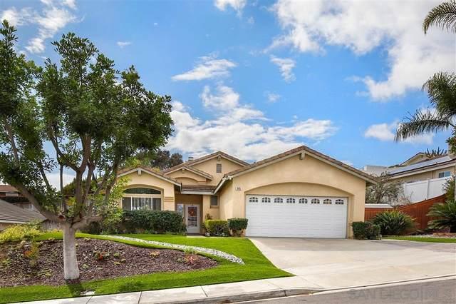 985 Bel Air Dr E, Vista, CA 92084 (#200007355) :: Neuman & Neuman Real Estate Inc.