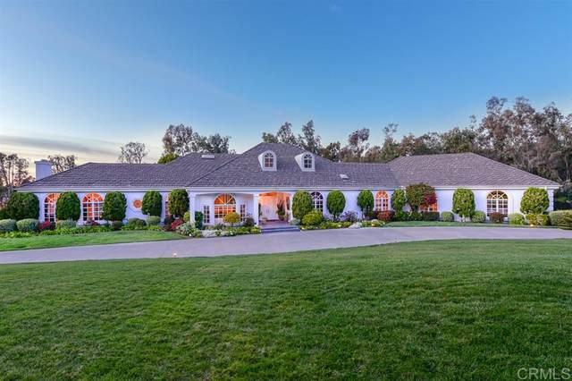 17950 Circa Oriente, Rancho Santa Fe, CA 92067 (#200007375) :: Allison James Estates and Homes