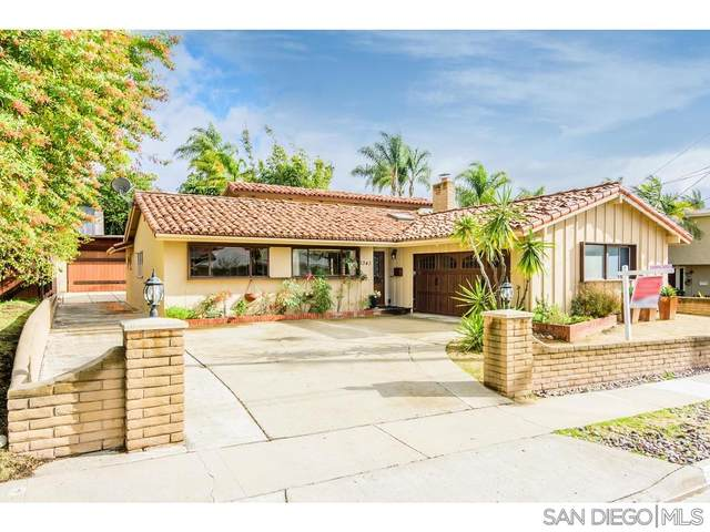 6343 Lake Dora Ave, San Diego, CA 92119 (#200007389) :: Neuman & Neuman Real Estate Inc.