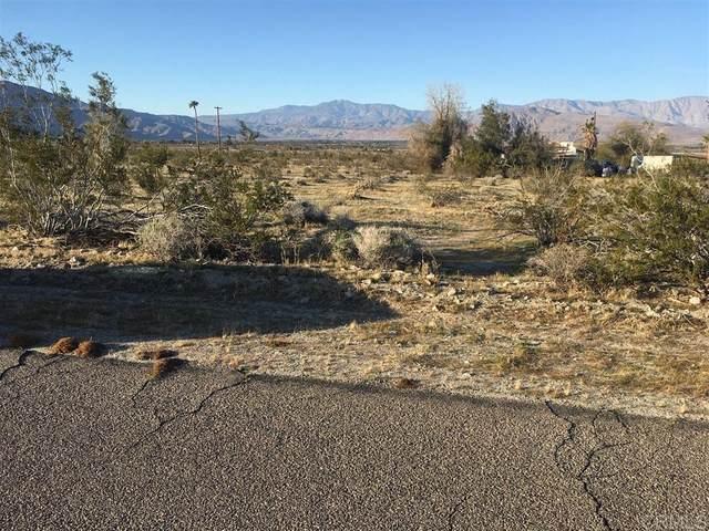 Lot 268 Pecos Lane #268, Borrego Springs, CA 92004 (#200007406) :: Neuman & Neuman Real Estate Inc.
