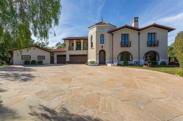 7717 La Orquidia, Rancho Santa Fe, CA 92067 (#200007432) :: Allison James Estates and Homes