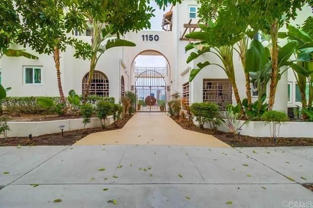 1150 21st Street #5, San Diego, CA 92102 (#200007438) :: Cane Real Estate