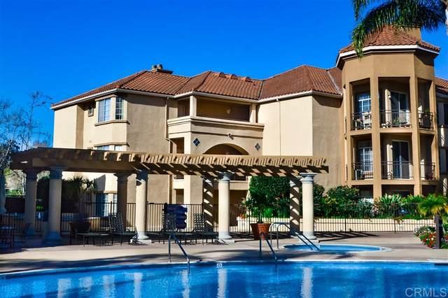 580 Camino De La Reina #329, San Diego, CA 92108 (#200007442) :: Cane Real Estate