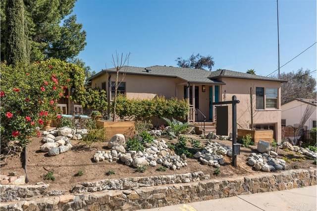 4601 67Th St, La Mesa, CA 91942 (#200007448) :: SunLux Real Estate