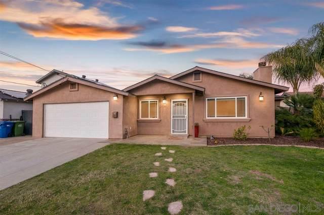 8018 Linen Dr, Santee, CA 92071 (#200007466) :: SunLux Real Estate