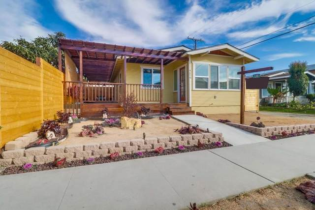 4679 Wilson Ave, San Diego, CA 92116 (#200007469) :: Whissel Realty