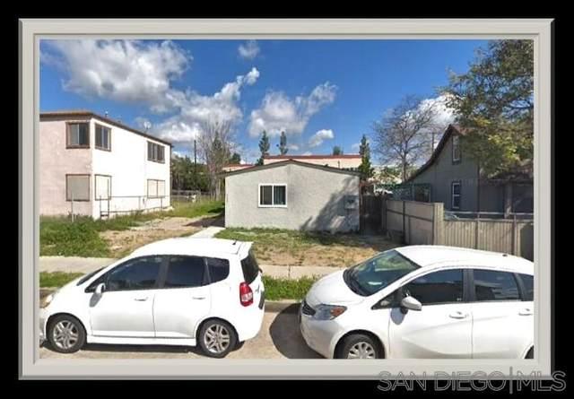 3290-94 Island Ave, San Diego, CA 92102 (#200007486) :: Cane Real Estate