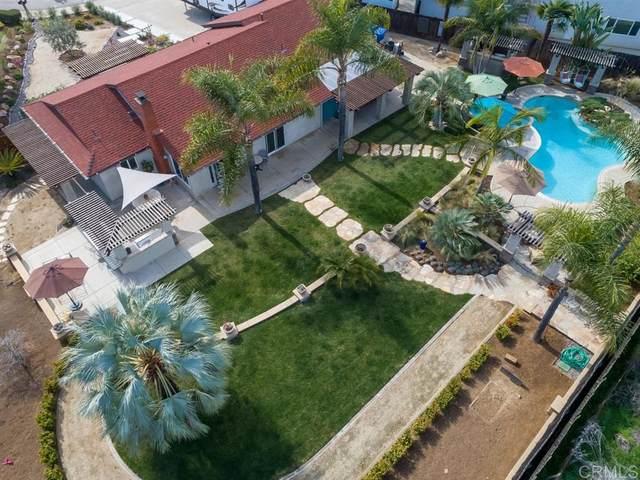 198 Bryce Ln, Fallbrook, CA 92028 (#200007490) :: Neuman & Neuman Real Estate Inc.