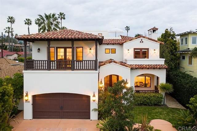 5341 Chelsea St, La Jolla, CA 92037 (#200007497) :: Cane Real Estate