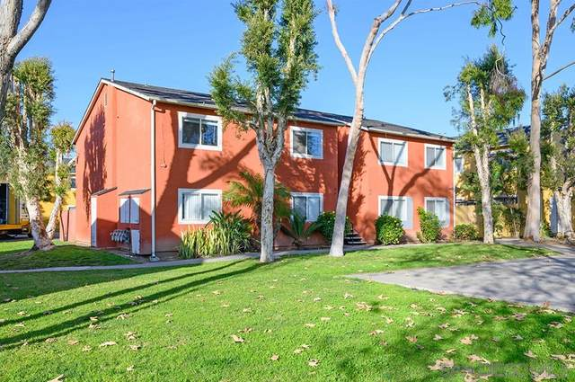 4423 Tremont #24, San Diego, CA 92102 (#200007504) :: Cane Real Estate