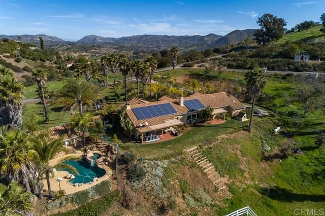 3741 Dos Ninos Rd, Fallbrook, CA 92028 (#200007520) :: Neuman & Neuman Real Estate Inc.