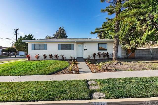 5740 Derk Dr, La Mesa, CA 91942 (#200007533) :: SunLux Real Estate