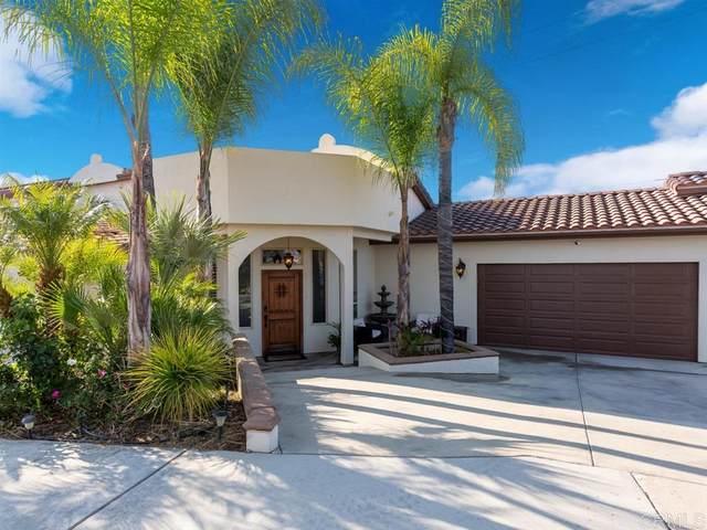 4024 Crest Heights, Fallbrook, CA 92028 (#200007535) :: Neuman & Neuman Real Estate Inc.