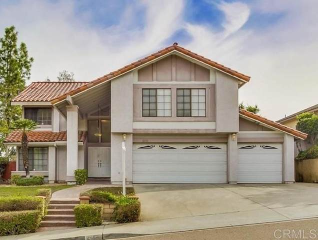 10755 Old Saybrook Drive, San Diego, CA 92129 (#200007553) :: Neuman & Neuman Real Estate Inc.