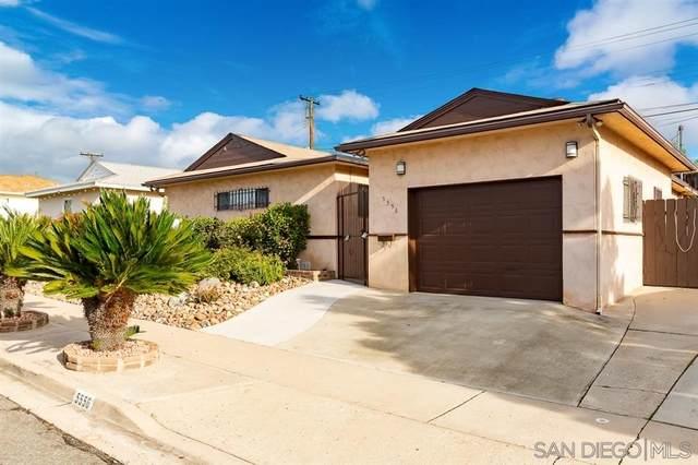 5556 Barclay Ave, San Diego, CA 92120 (#200007600) :: Neuman & Neuman Real Estate Inc.