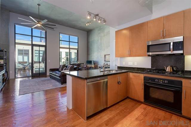 1050 Island Ave #712, San Diego, CA 92101 (#200007618) :: Neuman & Neuman Real Estate Inc.