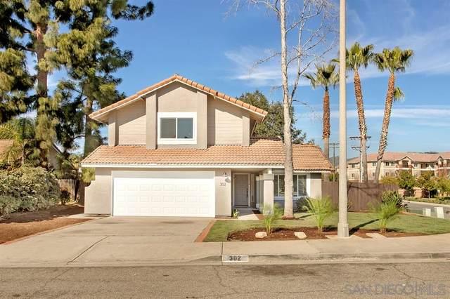 302 Cheyenne Ln, Escondido, CA 92026 (#200007621) :: Allison James Estates and Homes