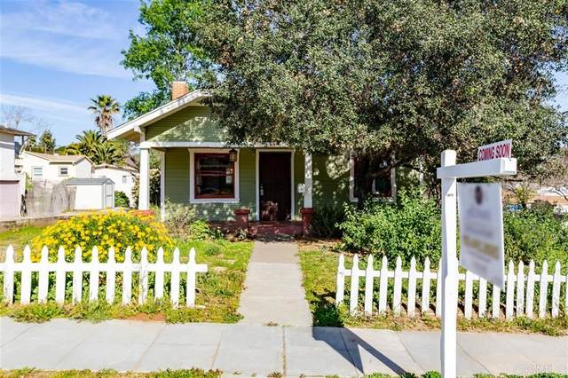 808 S Juniper St, Escondido, CA 92025 (#200007637) :: The Marelly Group | Compass