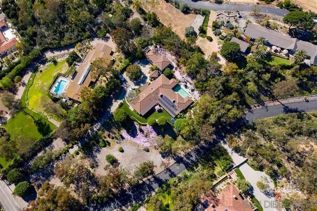 5000 El Acebo, Rancho Santa Fe, CA 92067 (#200007643) :: Allison James Estates and Homes