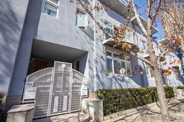 704 Kettner, San Diego, CA 92101 (#200007645) :: Neuman & Neuman Real Estate Inc.