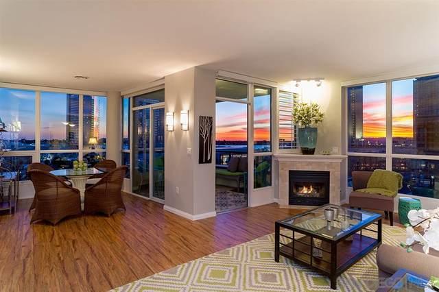 555 Front St #904, San Diego, CA 92101 (#200007657) :: Neuman & Neuman Real Estate Inc.