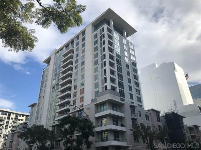 425 W Beech St #232, San Diego, CA 92101 (#200007685) :: Neuman & Neuman Real Estate Inc.