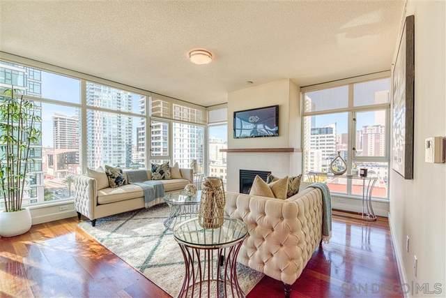 1199 Pacific Hwy #1002, San Diego, CA 92101 (#200007723) :: Neuman & Neuman Real Estate Inc.