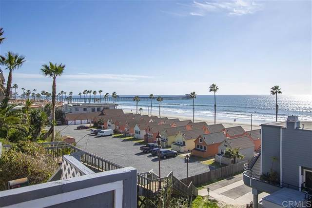 801-803 N Pacific St, Oceanside, CA 92054 (#200007729) :: Whissel Realty