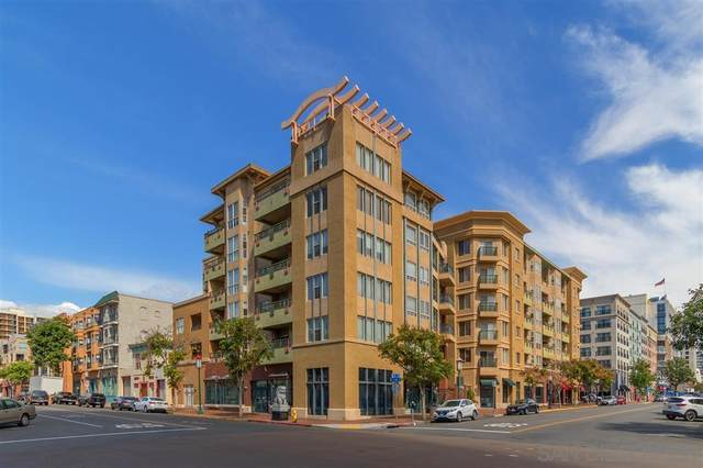 330 J St #505, San Diego, CA 92101 (#200007750) :: Neuman & Neuman Real Estate Inc.