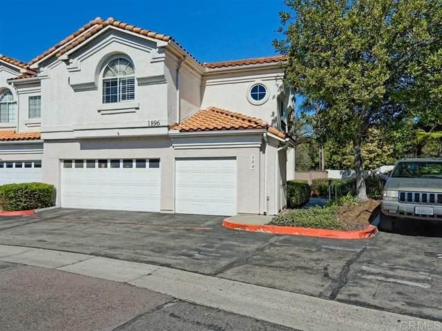 1896 Matin Cir #184, San Marcos, CA 92069 (#200007774) :: Neuman & Neuman Real Estate Inc.