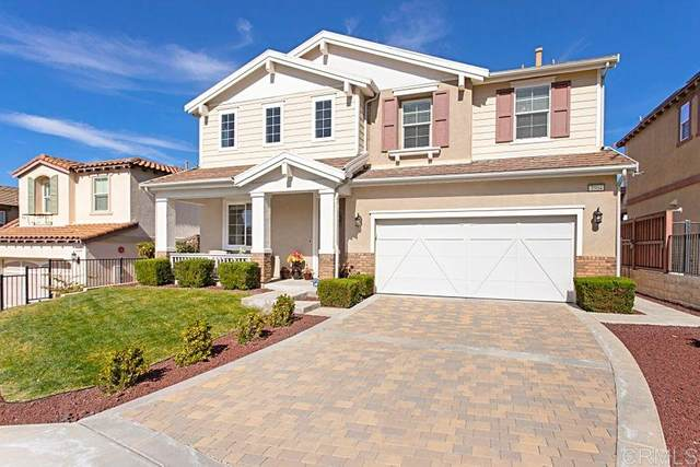 3504 Lone Pine Ln, San Marcos, CA 92078 (#200007779) :: The Marelly Group | Compass