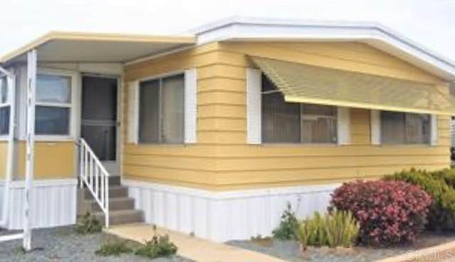 445 Orange #77, Chula Vista, CA 91911 (#200007789) :: Neuman & Neuman Real Estate Inc.