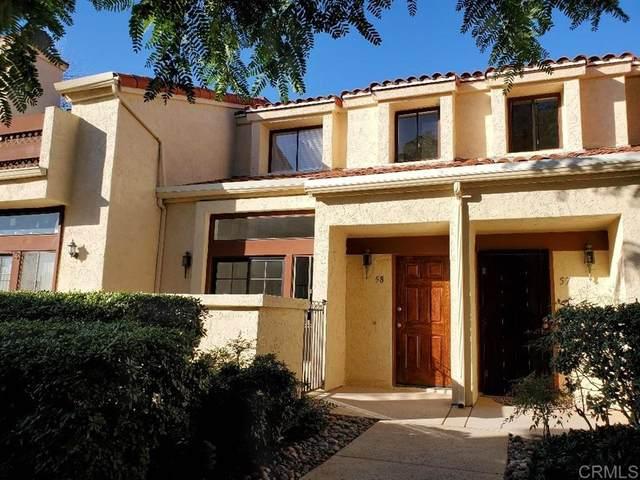 5715 Baltimore Drive #58, La Mesa, CA 91942 (#200007810) :: SunLux Real Estate