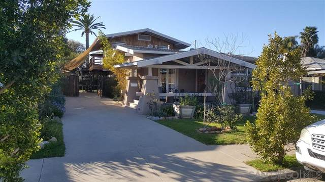 3530 31St St, San Diego, CA 92104 (#200007817) :: Neuman & Neuman Real Estate Inc.