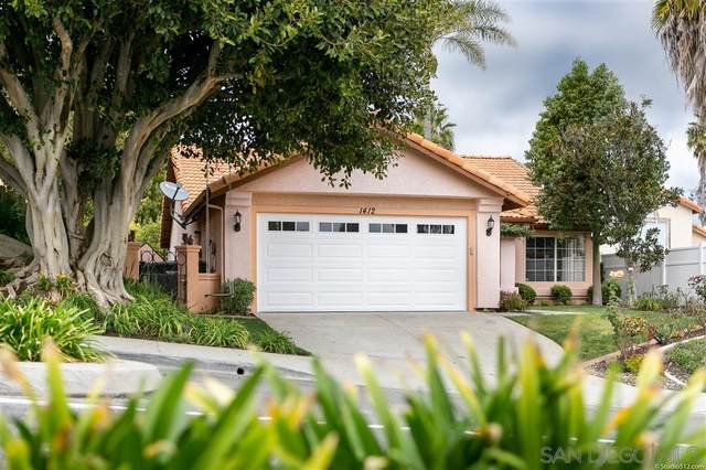 1412 W Borden Rd, San Marcos, CA 92069 (#200007838) :: SunLux Real Estate