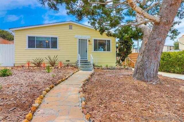 411 Vincente Way, La Jolla, CA 92037 (#200007846) :: The Yarbrough Group