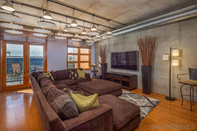 877 Island Ave #806, San Diego, CA 92101 (#200007866) :: Cane Real Estate