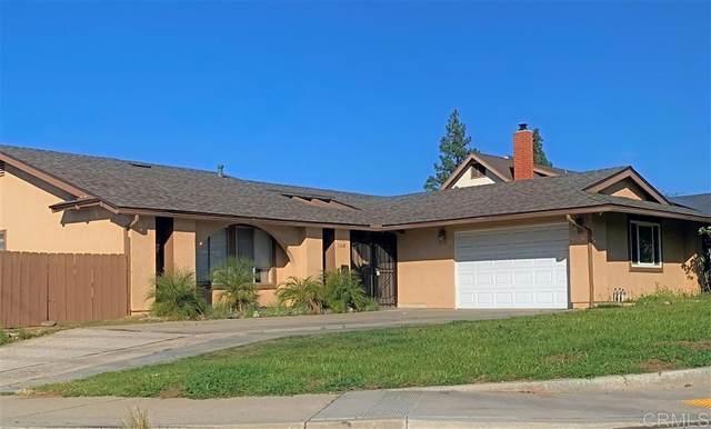 1618 Granite Hills Dr., El Cajon, CA 92019 (#200007868) :: Neuman & Neuman Real Estate Inc.