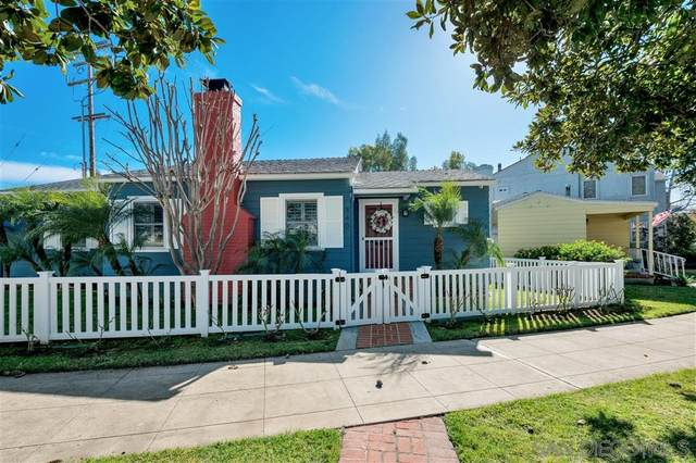 340 Glorietta Pl, Coronado, CA 92118 (#200007907) :: Neuman & Neuman Real Estate Inc.