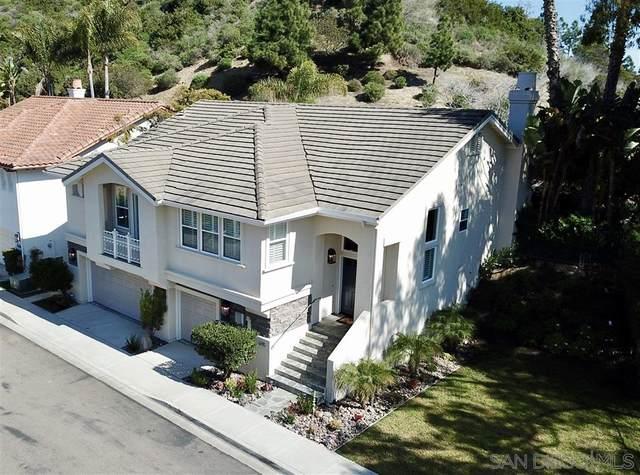 6115 Flagstone Row, La Jolla, CA 92037 (#200007916) :: Neuman & Neuman Real Estate Inc.