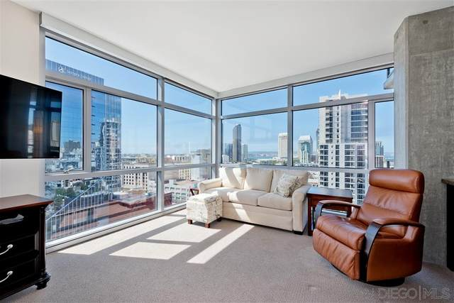 800 The Mark Ln #1409, San Diego, CA 92101 (#200007921) :: The Marelly Group | Compass